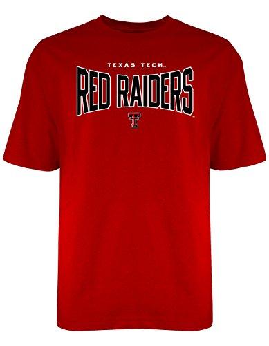 NCAA Texas Tech Rot Raiders Herren Everlasting Tee, klein, rot