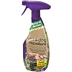 STV International Defenders de Perro y Gato Spray Repelente al - 750 ml