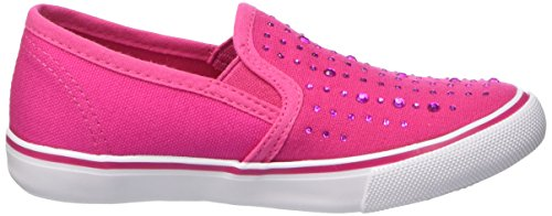 North Star 2295148, Chaussures Basses Mixte Enfant Rouge (Rosso)
