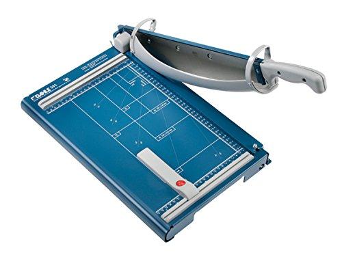 Dahle Profi Papierschneidemaschine (Dahle 561 Hebelschneider (Papierschneidemaschine mit einer Schnittlänge von 360 mm, bis zu DIN A4))