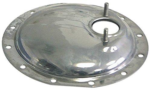 Faema Deckel für Espressomaschine E61 für Boiler 12 Löcher
