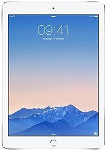 Apple iPad Air 2 Tablet Wi-Fi, 128GB, Argento [Italia]