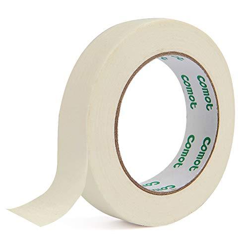 Malerkreppband f/ür den Innenbereich 3er Set 30mm x 50m DUCK Feinkrepp 107-05 Impr/ägniertes Kreppband zum Streichen /& Lackieren
