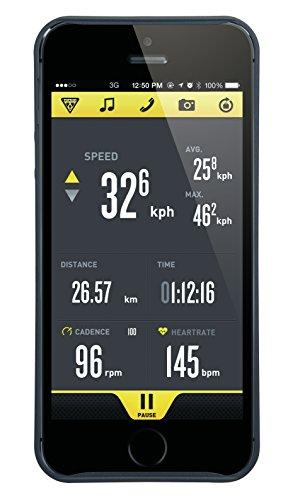 Topeak Ridecase II WeatherProof Bike / Cycle Mount For iPhone 5 - Black