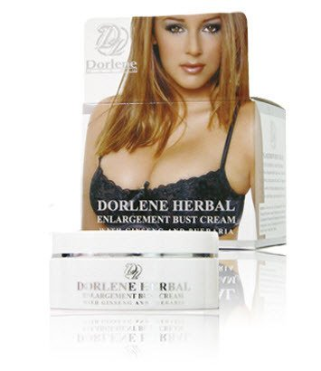 Dorlene F-90A 50G Herbal Firming Bust Cream with Ginseng and Pueraria
