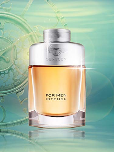 Bentley for Men Intense EDP 100 ml de Bentley es una fragancia de la familia olfativa Oriental Especiada para Hombres. Esta fragrancia es nueva. Bentley for Men Intense se lanzó en 2013. La Nariz detrás de esta fragrancia es Nathalie Lorson. Las Nota...