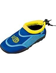 Beco Sealife swimshoe Botas Protección contra rayos UV Piscina lado Swim para niños (90023), Rosa - rose