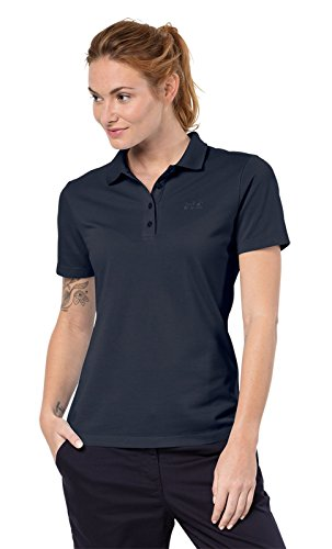 Jack Wolfskin M/ädchen Pique Polo Shirt