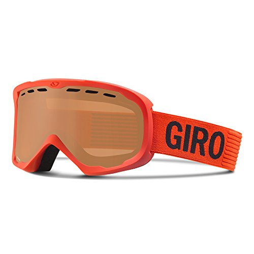 Giro Masque de ski Focus, unisexe Design, Taille unique, Rouge