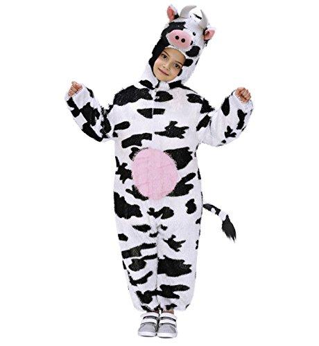 Widman - Disfraz de vaca infantil, talla 5 - 8 años (S/9759J)