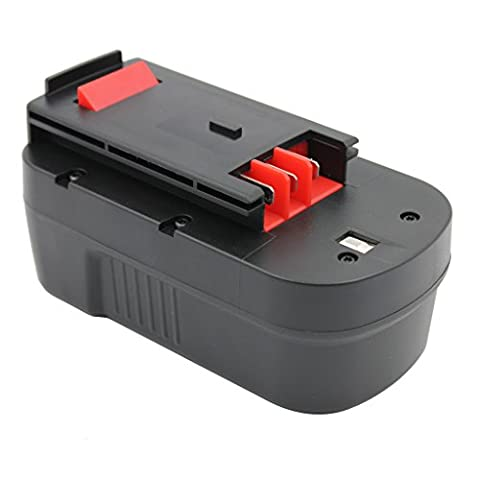 KINSUN Replacement Power Tool Batterie 18V Ni-MH