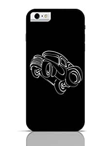 PosterGuy Car At The Night Art, Flame Art, Portraits, Paintings iPhone 6 Case