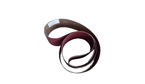 Olbrich-Industriebedarf Schleifb/änder 75x2000 mm K/örnung 80 Stahl Holz Metall 10 St/ück