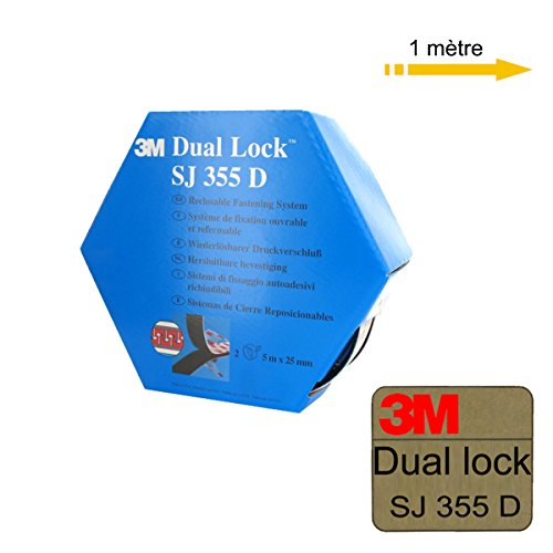 ruban-adhesif-acrylique-vhb-3m-dual-lock-sj355d-1metre