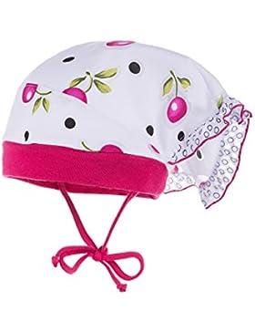 MaxiMo - Kopftuchmütze Mit Bindeband, Cappello Bambina