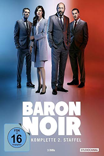 Baron Noir - Die komplette 2. Staffel [3 DVDs]