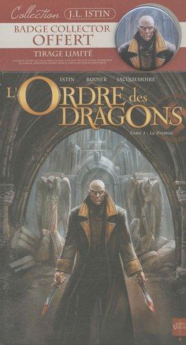 L'ordre des dragons T03 OP ISTIN