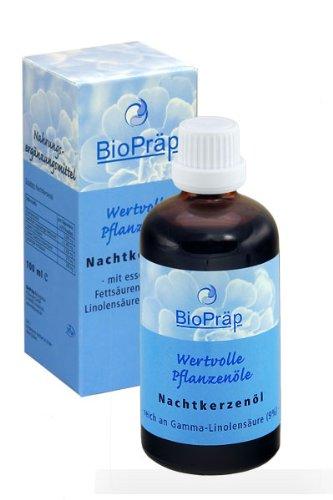 BioPräp Nachtkerzenöl 100ml