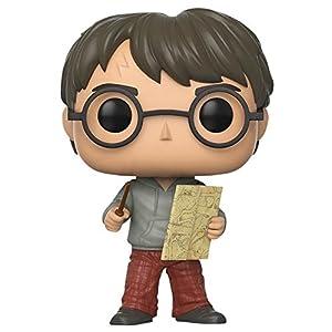 Harry-Potter-Figura-Vinilo-Harry-Potter-con-Mapa-del-Merodeador-42-Figura-de-coleccin