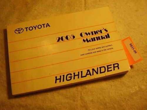 2005-toyota-highlander-owners-manual