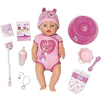 Zapf Creation Baby Born Interactive Girl Amazon Co Uk