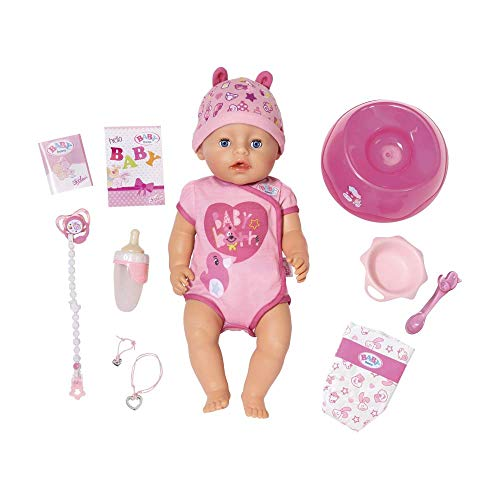 Zapf Creation 815793 - Baby born Interactive