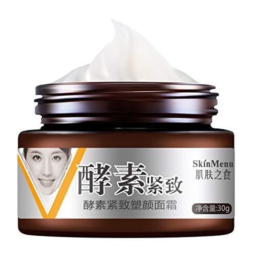 MA87 Face Lifting Straffend V-Line V-Form Face Lift Dünne Gesichtscreme - Aloe-gesichts-reinigungs-pads