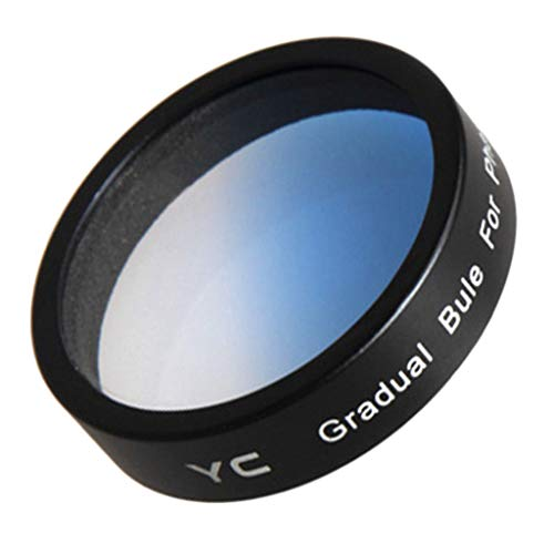 perfk ND Filter Objektivfilter Actionkamera Filter Graufilter ND16 für DJI Phantom 3A/3P/4, 99,3{61e2f0cd78e68413dd573d50a6aaba2293227172527c3532f329a404c5d0a1bd} Lichtdurchlässigkeit