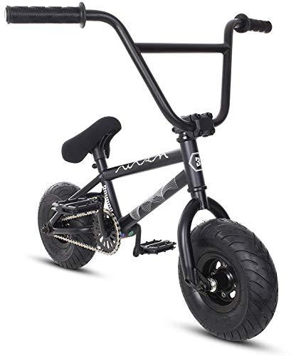 Collective Bikes Bounce Mini BMX Bike Swarm Black Mini Black Dust