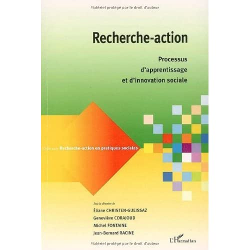 Recherche-action : Processus d'apprentissage et d'innovation sociale (Recherche-action en pratiques sociales)