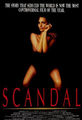 Produktbild Scandal Plakat Movie Poster (11 x 17 Inches - 28cm x 44cm) (1989)