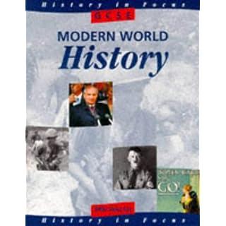 GCSE Modern World History (History in Focus)