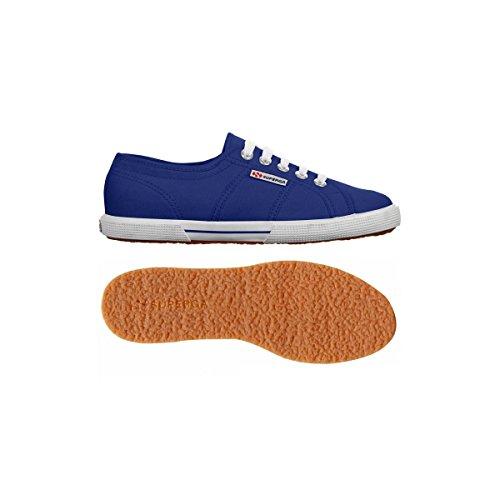 Superga 2950 COTU Unisex-Erwachsene Sneakers INTENSE BLUE