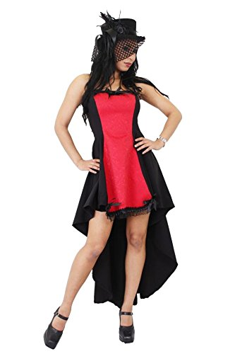 Altissimo Moda -  Vestito  - Corsetto - Senza maniche  - Donna nero 38