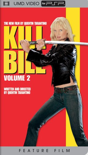 Kill Bill Volume 2 UMD Video for PSP US Version (Psp-umd)