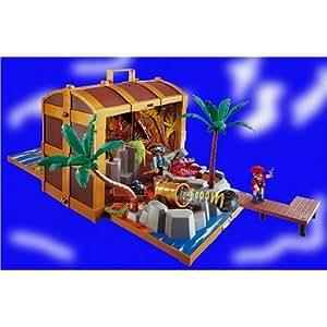 Playmobil - 4432 - Pirates - Coffre au tresor des pirate