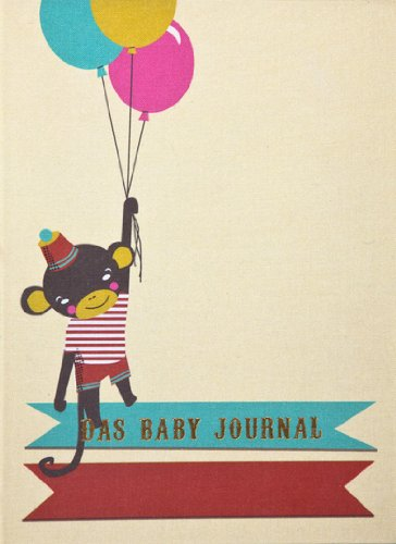 Little Circus Baby Journal: A Keepsake for New Parents - Farbige Hängen