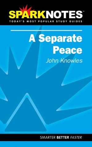 spark-notes-a-separate-peace-sparknotes-literature-guides