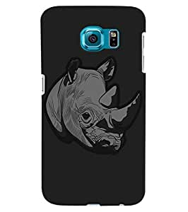 Citydreamz Wild\Animal Hard Polycarbonate Designer Back Case Cover For Samsung Galaxy Note 5