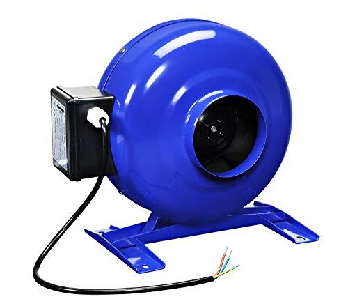 STERR - Radialventilator Rohrventilator Kanalventilator 100 mm - IDC100