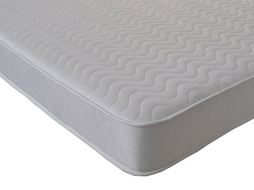 Starlight Beds *** SPECIAL OFFER *** EXCLUSIVE ONLY TO AMAZON CUSTOMERS Single Memory Foam Mattress, Single Mattress With Spring and Memory Foam. Free And Fast Delivery (3ft Single Mattress)