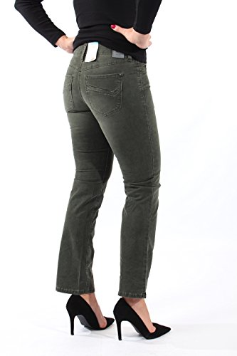 MCA - Jeans spécial grossesse - Femme Vert