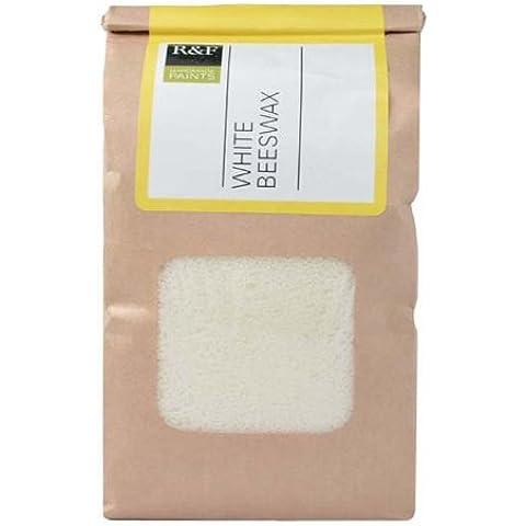 R & F Encaustic Raw Mat Bianco Cera d'api 10lb