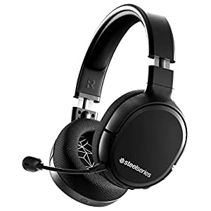 SteelSeries Arctis 1 Wireless – Wireless Gaming Headset – USB-C Wireless – Abnehmbares ClearCast Mikrofon – für PS5, PS4…