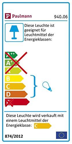 Paulmann Leuchten Wire System 2 Easy Spot MiniPo Wer 5 x 20 W GU4, 12 V Metall, chrom matt 94006 - 2