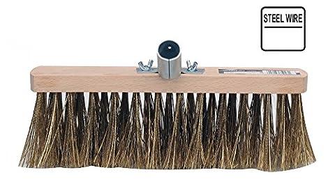 Vorel 35924–Estrich der Besen Draht 40cm