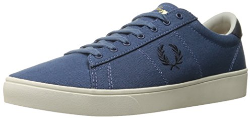 Fred Perry Spencer Canvas Midnight Blue Blau