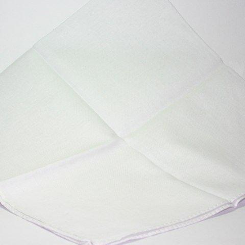Large plain BLACK cotton bandana headscarf 27 inches square