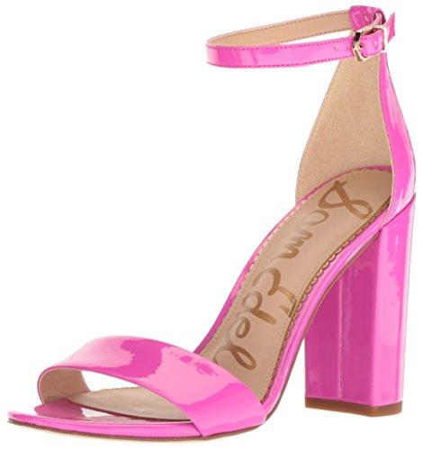 Sam Edelman Damen Yaro Neon Fuchsia Patent 35.5 M EU Fuchsia Patent Schuhe
