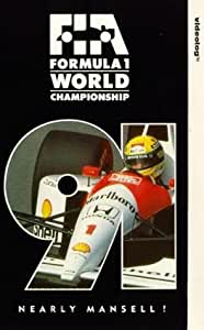 Formula 1 World Championship: 1991 - Nearly Mansell [VHS]
